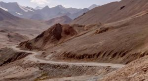 Paso de Ak-Baital
